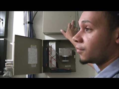 Manning Apartments:Telecommunications Training