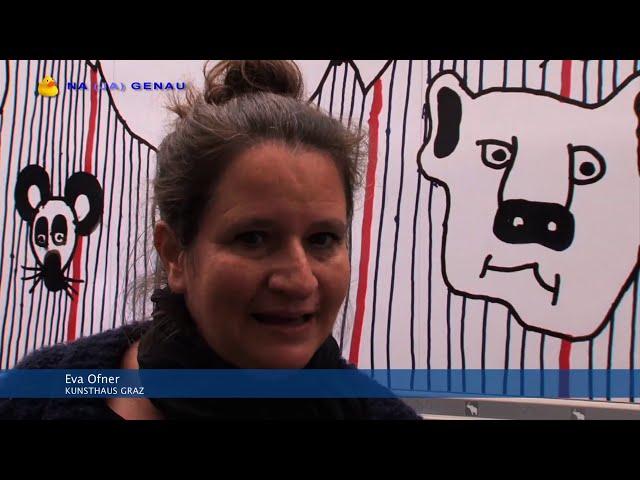 NA (JA) GENAU - Gast: Doris Knecht & VOI fesch Kunstpreis