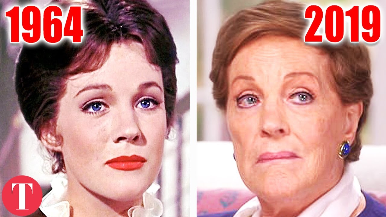 The Sad Truth Of How Julie Andrews Struggled In Hollywood - YouTube
