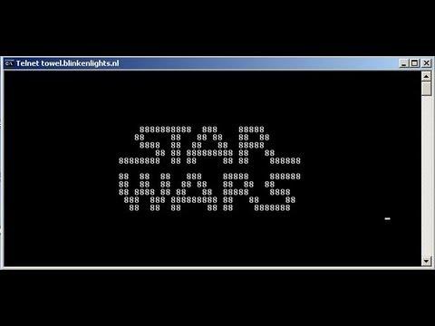 CMD Trick: Star Wars