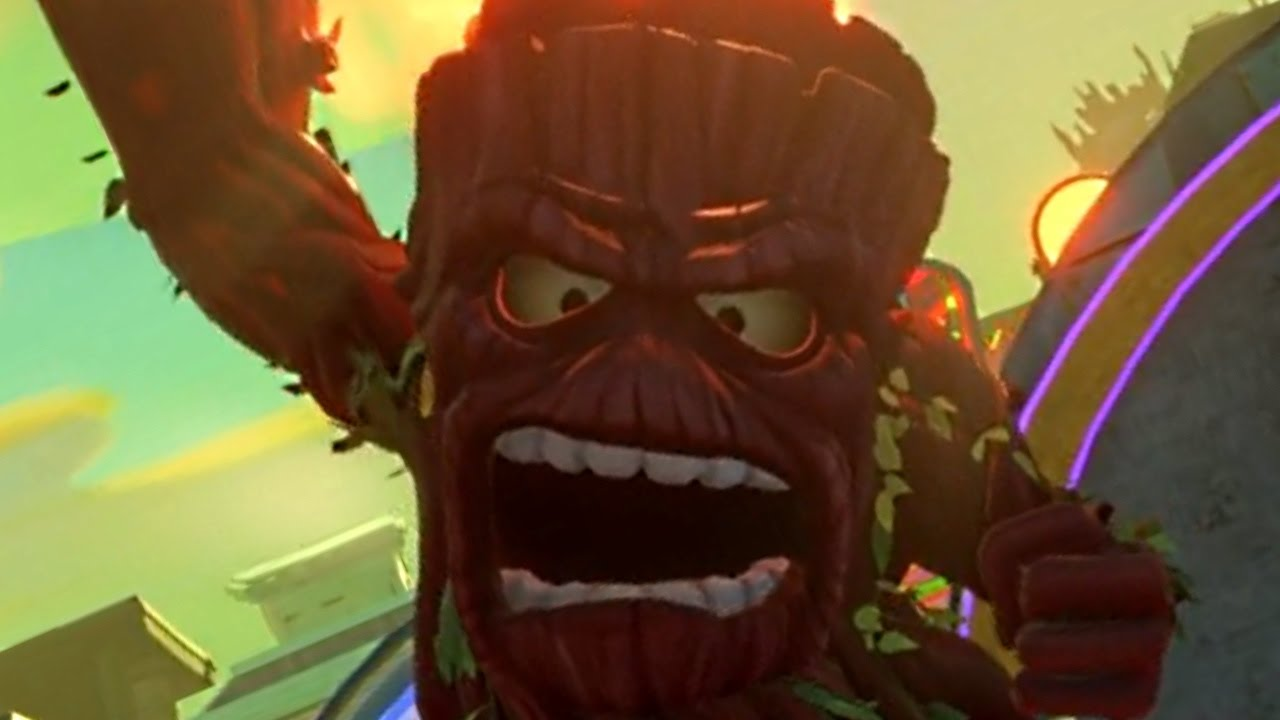 PvZ Garden Warfare 2: GIGA TORCHWOOD FINAL BOSS! (Cutscene/Cinematic)