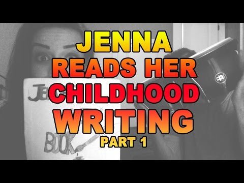 Reading My Childhood Writing (part 1)