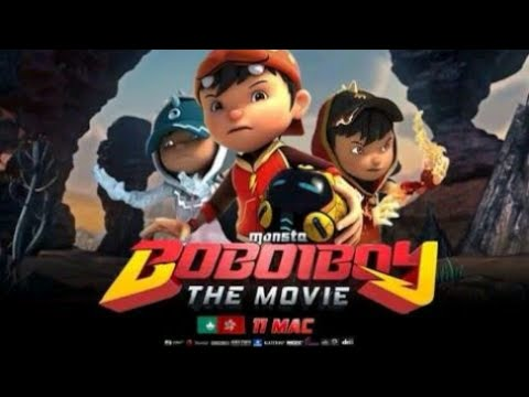 Boboiboy The Movie (SUBTITLE INDONESIA)