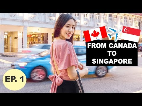 Apartment Hunting 🇸🇬 搬到新加坡 | The Young Singapore Expat