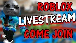 Roblox Livestream! Thursday Hangout!