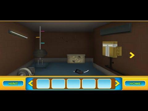 Escape Game Tunnel Trap 5 Walkthrough [FirstEscapeGames]