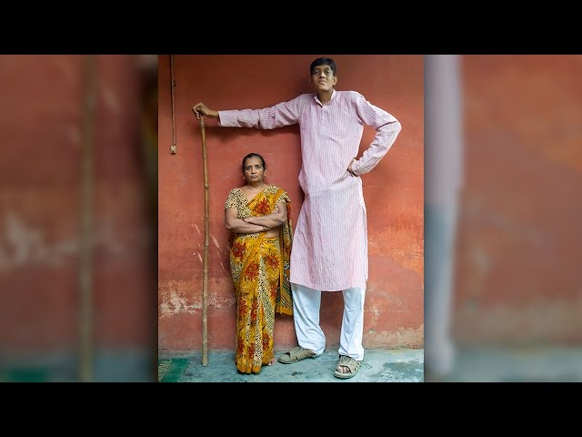 India's Tallest Man Is Looking For Love | Inverse