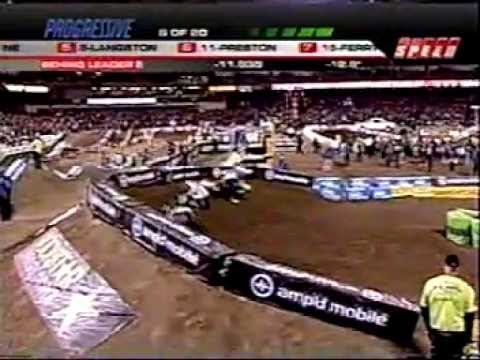 2007 Anaheim 1 Amp'd Mobile AMA Supercross Championship Round 1 (WSXGP Round 3) Part 2