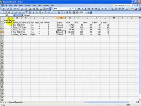 Training: Model Explorer And Case Information Displays