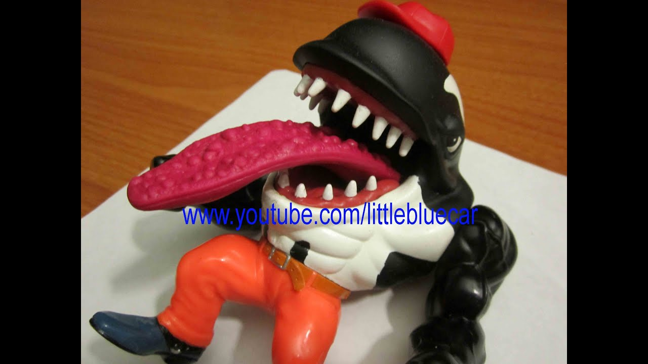 Street Sharks Toys : Street sharks toy moby lick youtube