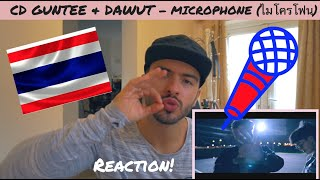 Microphone (ไมโครโฟน) - The Old i$E (CD GUNTEE & DAWUT)... British REACTION to Thai Music!
