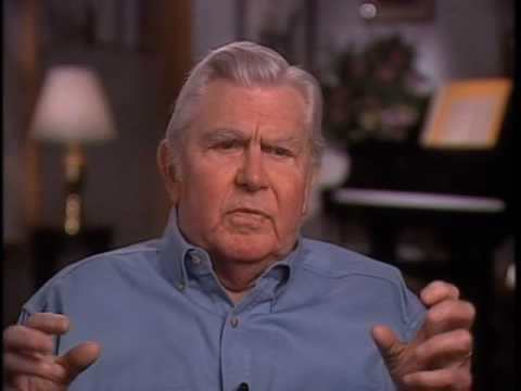 "Andy Griffith discusses the genesis of ""Matlock"" - EMMYTVLEGENDS.ORG"
