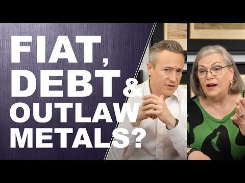 FIAT, DEBT & OUTLAW METALS?...Q&A WITH LYNETTE ZANG AND ERIC GRIFFIN