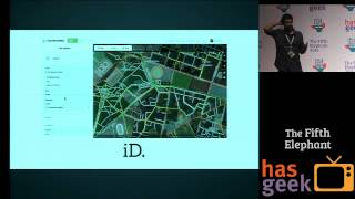 Scaling Spatial Data - OpenStreetMap as Infrastructure.
