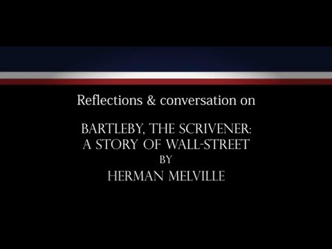bartleby reflection