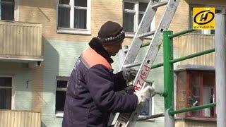 Жители Гомеля не стали ждать призыва властей и сами организовали субботник