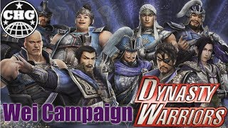 Dynasty Warriors 8 - Wei #1 - Order From Chaos
