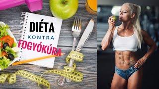 fogyókúra diéta különbség
