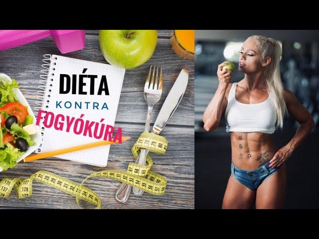 fogyókúra diéta különbség)