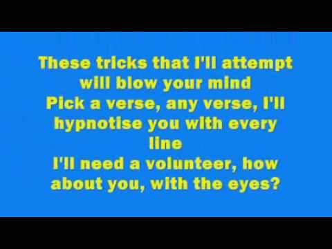 BoB  Magic  feat  Rivers Cuomo & Lyricswmv