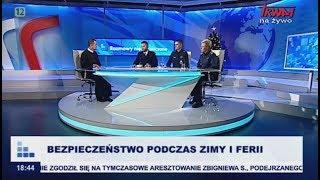 Rozmowy niedokończone: Bezpieczeństwo podczas zimy i ferii cz.I