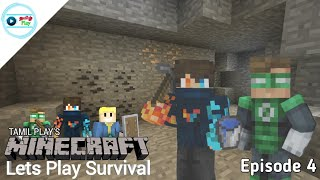 Tamil Play's Minecraft Lets Play Survival - Episode 4