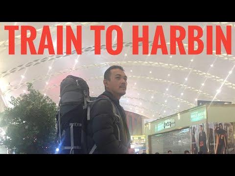 Wintr Trip 2018 #2 - Train To Harbin From Beijing