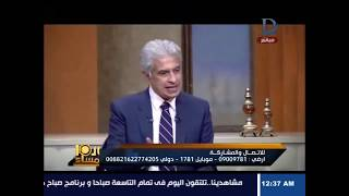 """عزت ابو عوف :  دخلت ٣ مصحات نفسيه بسبب """" الخوف وعدم الثقه في الناس"""""""