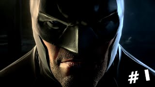 Batman: Arkham Origins Intro - I