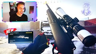 The NEW R700 SNIPER in Modern Warfare... (FREE SEASON 6 RIFLE!)