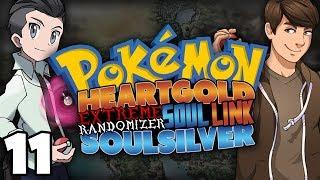 Regretting Decisions! | Pokémon HeartGold/SoulSilver Extreme Randomizer Soul Link: Part 11!