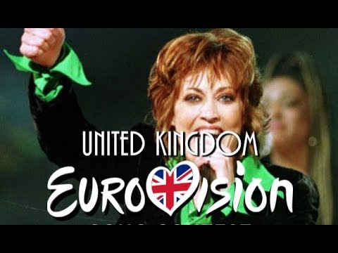 Eurovision Song Contest | United Kingdom (1957 - 2018) | All The Entries