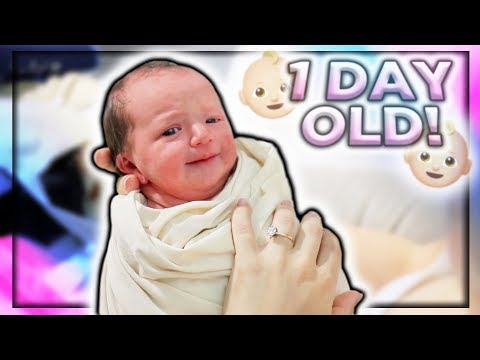 Babies First 24 Hours Of life!