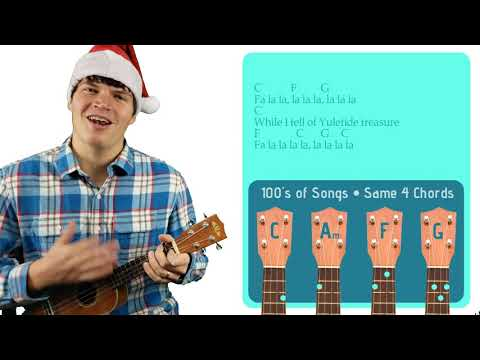 deck-the-halls-|-easy-ukulele-tutorial-&-cover