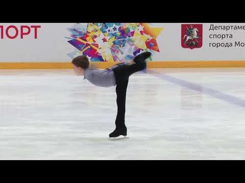 Федотов Артём (7 лет),  1 юн.р.,  Мегаспорт, 15.10.2019