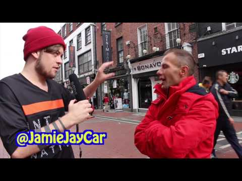 Jamie Jay Car Asks - North Dublin OR South Dublin - Which is better?