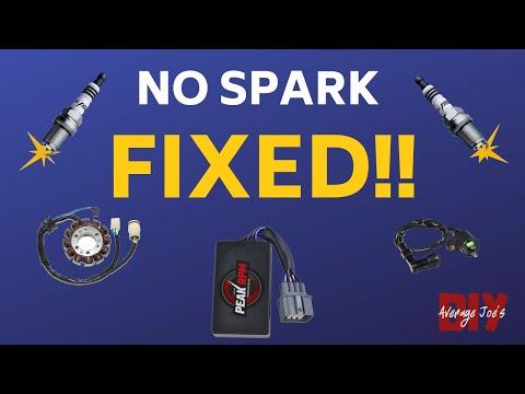 !*!-no-spark-fixed!*!-1999-honda-fourtrax-300