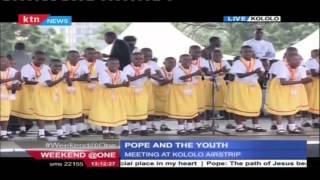 Pope Francis set to address youths at Kololo airstrip, Uganda