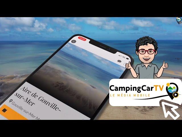 Je Tourisme en Camping-Car N°182 - des cabines, un rocher et des huîtres...
