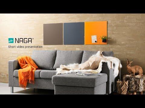 NAGA Magnetic Glass Boards