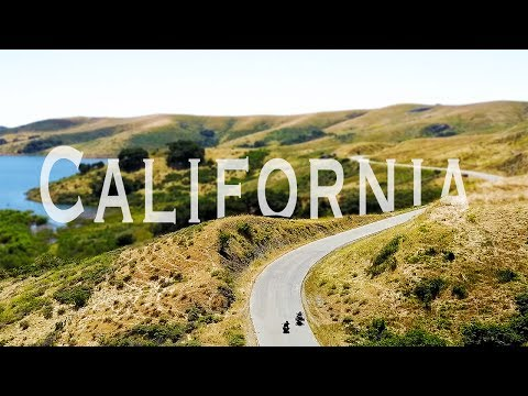 Very Best of California by Motorcycle | Los Angeles to Big Sur Road Trip (Series Trailer)