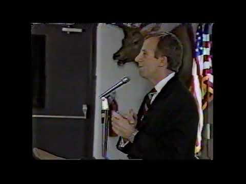 WTAJ News Report featuring Steve Friend appearance at Clearfield Alliance Christian School