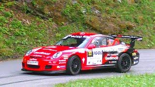 Rallye du Mont-Blanc 2015, race car porsche
