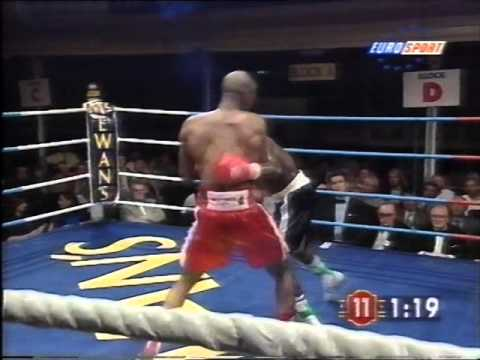 "Paul ""Silky"" Jones vs Danny Juma WBO Intercontinental Super Welterweight Championship"