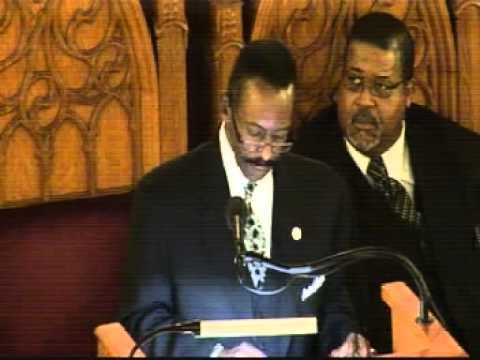 Dr. Ralph David Abernathy III: MLK Celebration 2015 New York