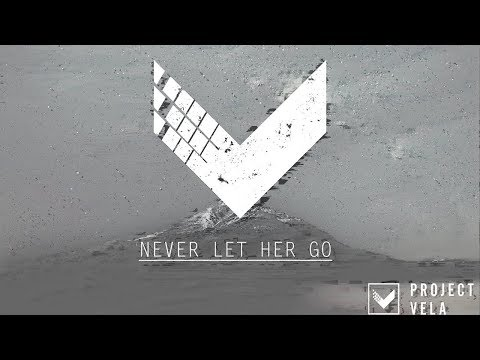 Project Vela- Never Let Her Go (Lyric Video)