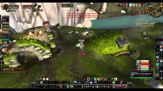 WoW- El hunter humano troll!! xD