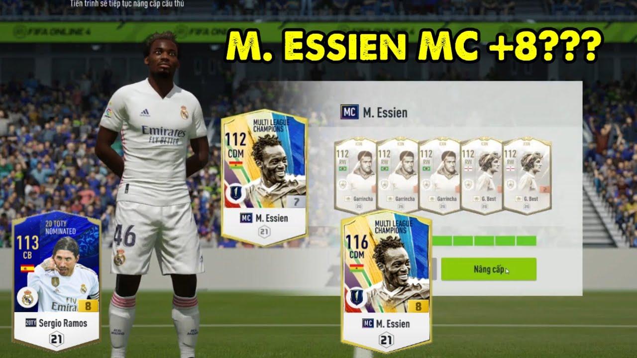 Michael Essien MC +8??? - Joyce9999 Phá Đảo Games Siêu Phẩm Chấn Động Sever FIFA Online 4 VN