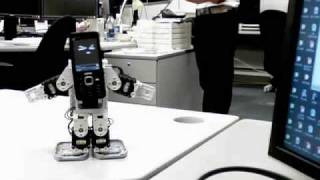 Callo Robot #01 - Incoming Calls