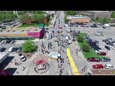 Cinco De Mayo 2017 South Omaha Street View Pt 3
